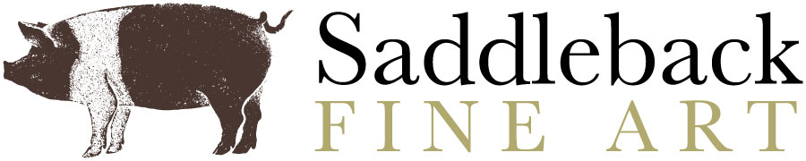 Saddleback Fine Art
